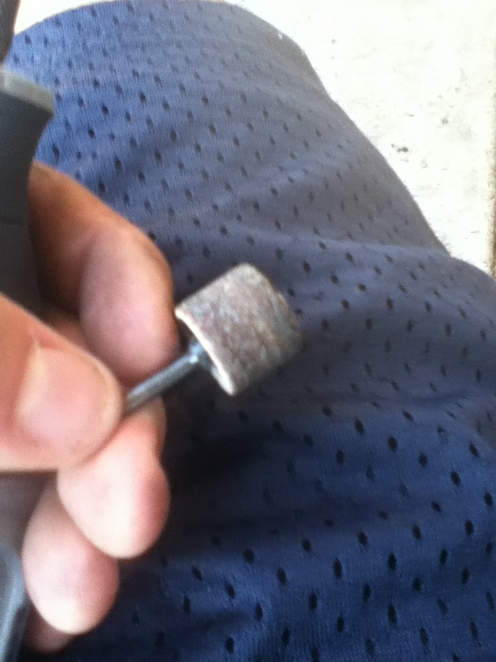 Picture of How to Make a Sharp Knife From a Butter Knife.
