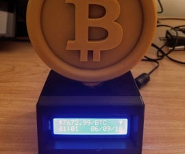 Cryptocurrency Ticker