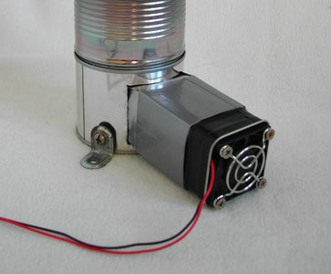 Fan and Duct