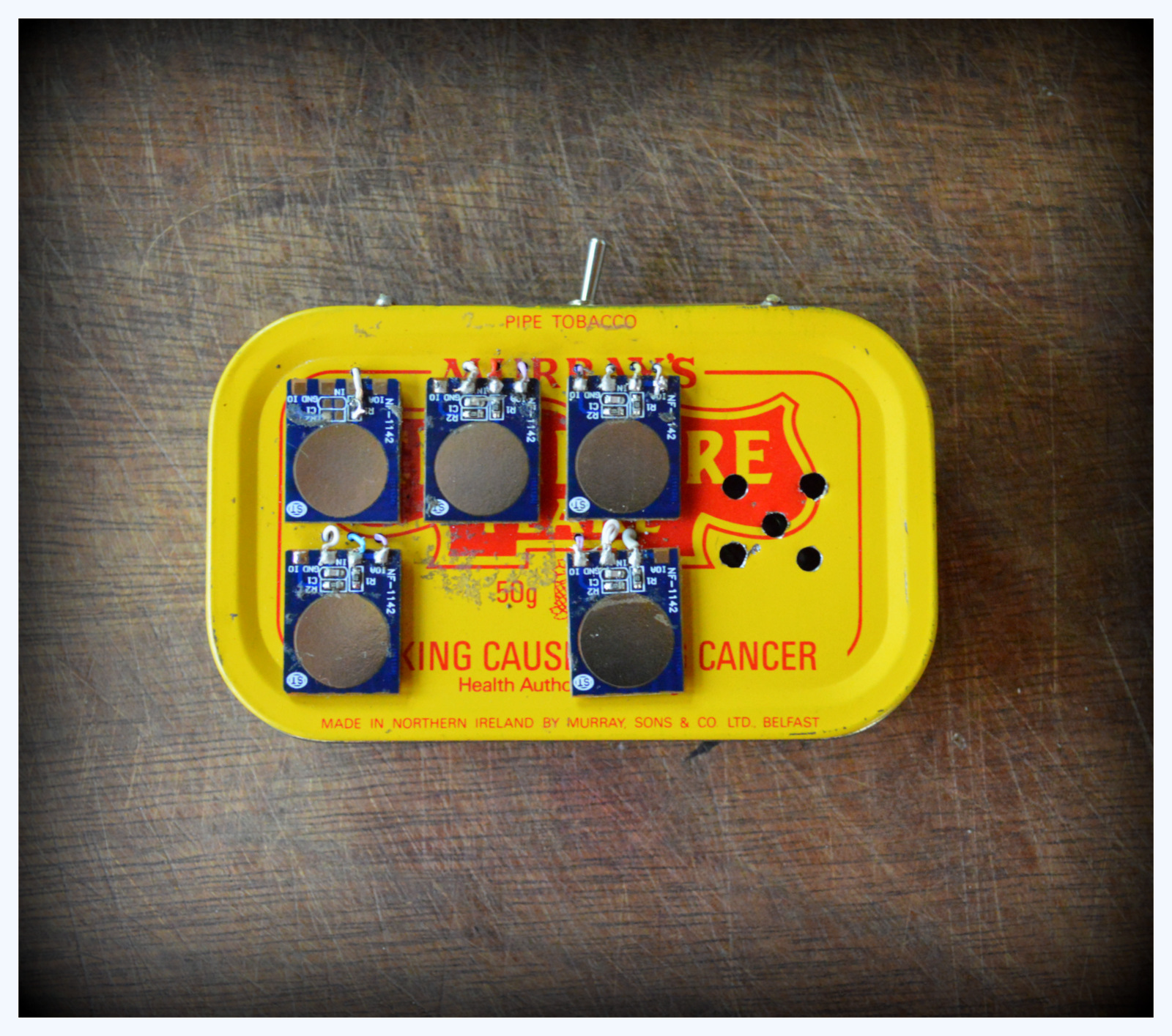 Picture of Pocket Drum Machine