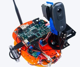 Setting up the Zybot - Hardware, Round and Tall Edition