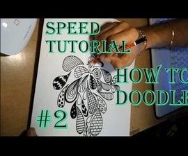 Easy Doodle Design in Minutes