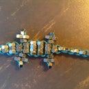 Paracord Gecko/ Lizard