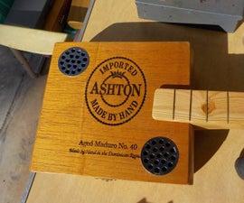 Hand Tools Cigar Box Guitar