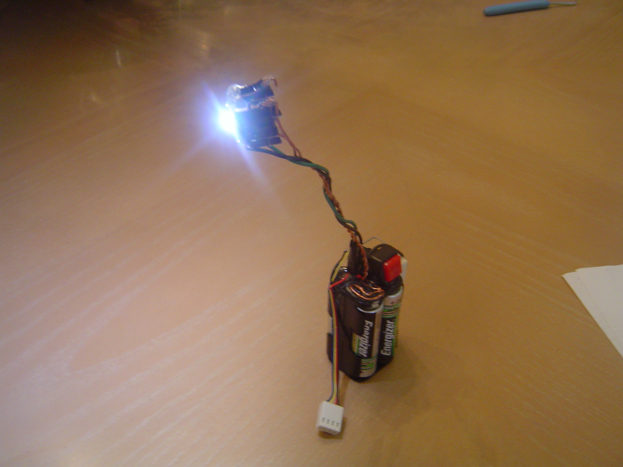 Picture of Test the Flashlight