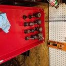 DIY CNC Tool Cart Part 1