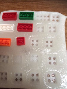 Make Your Own Chocolate Lego Mold!