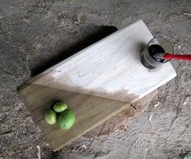 Staining Wood With Wodka & Walnuts