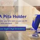 Pita holder for Yoav by Aya and Lior