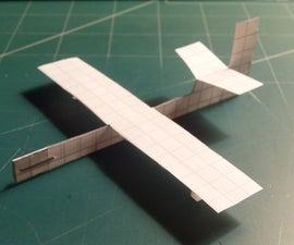 How To Make The Albatross Paper Airplane