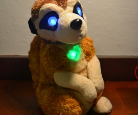 Laser Tag Stuffed Animals