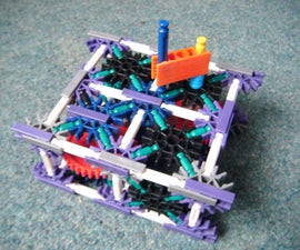 The annoying Knex machine