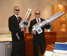 MIB Halloween costume