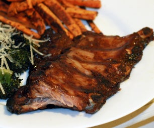 Quick & Easy Baby Back Ribs Recipe