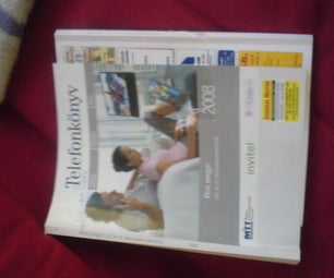 Imposable to Take Apart a Phone Book