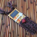 Woven Needle Case with magnet
