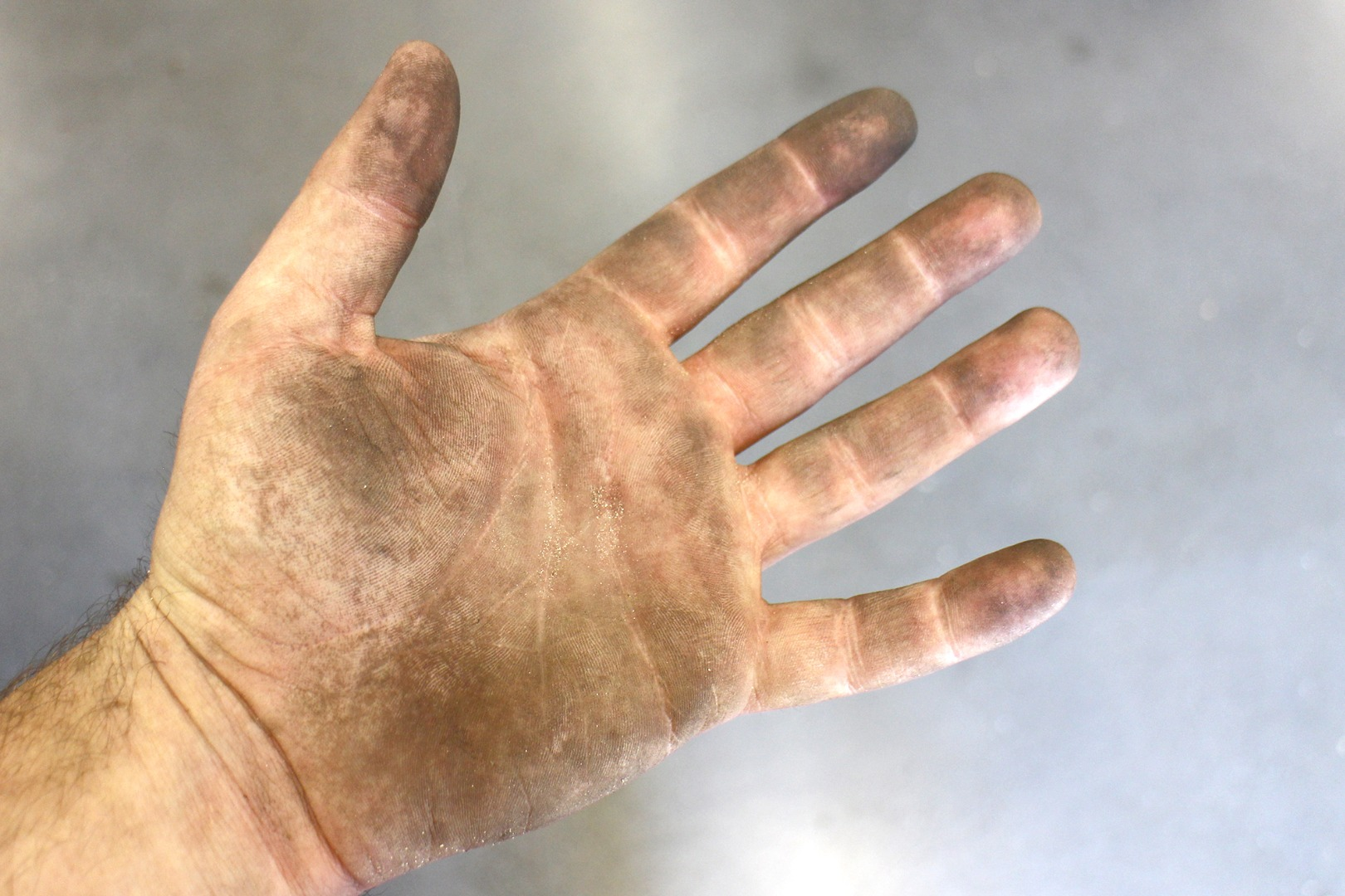Picture of De-grease Your Hands