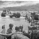 70th anniversary of the World War Two's Normandy Landings (infographic)
