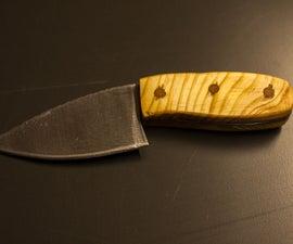 Knife Making (Saw Blade)