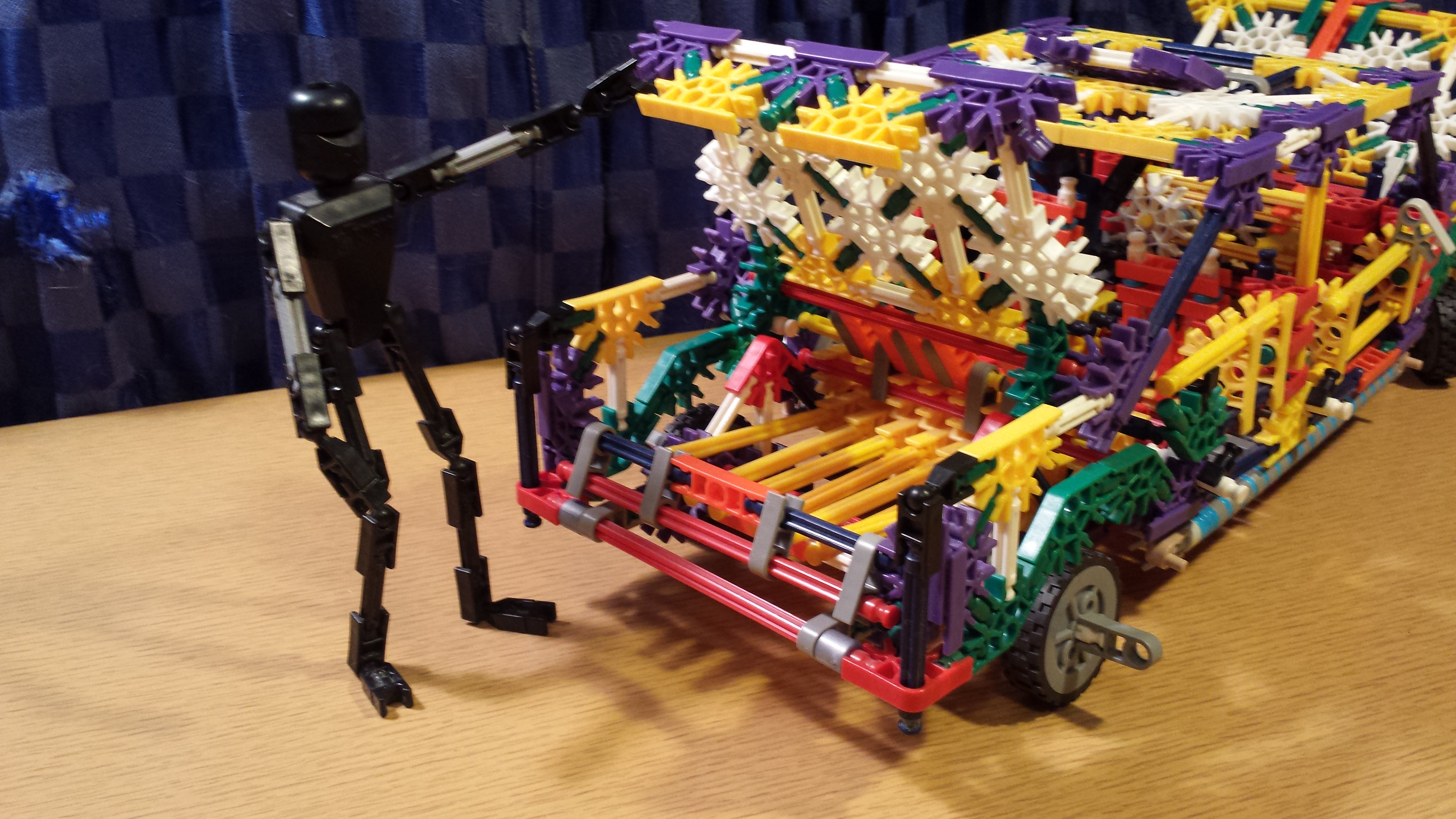 Picture of Knex Car - Emerald