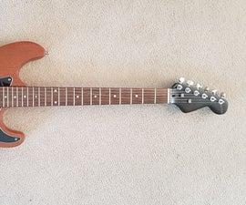 Guitar Remake by Thirteen Year Old