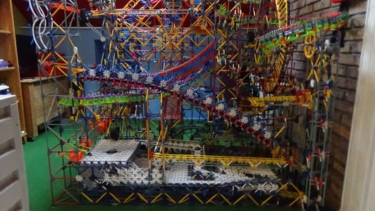 [INSTRUCTIONS]: K'nex Ballmachine Limonium
