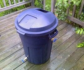 Roughneck Rain Barrel