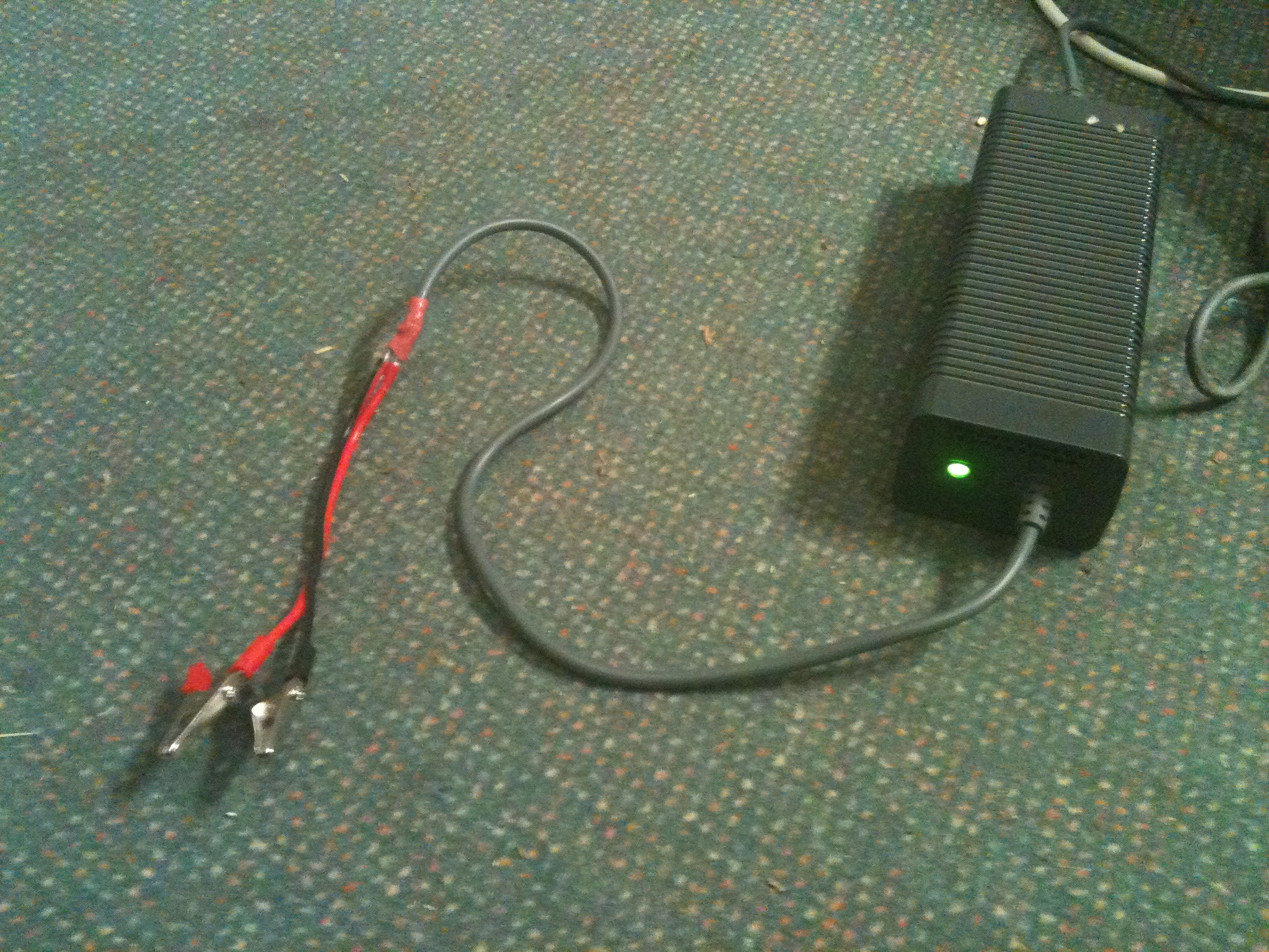 how to turn an x-box 360 psu into a 12v lab psu : 7 steps ...  instructables