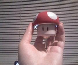 Nintendo Candy Tin Portable Guitar Amp!
