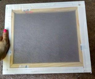Duct Tape Silk Screen