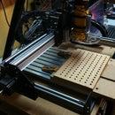 CNC Vacuum Table