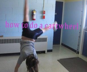 How To Do A Cartwheel