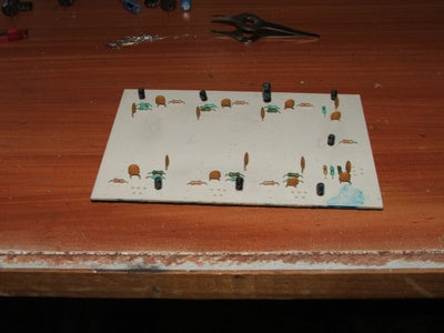 Drill and Solder