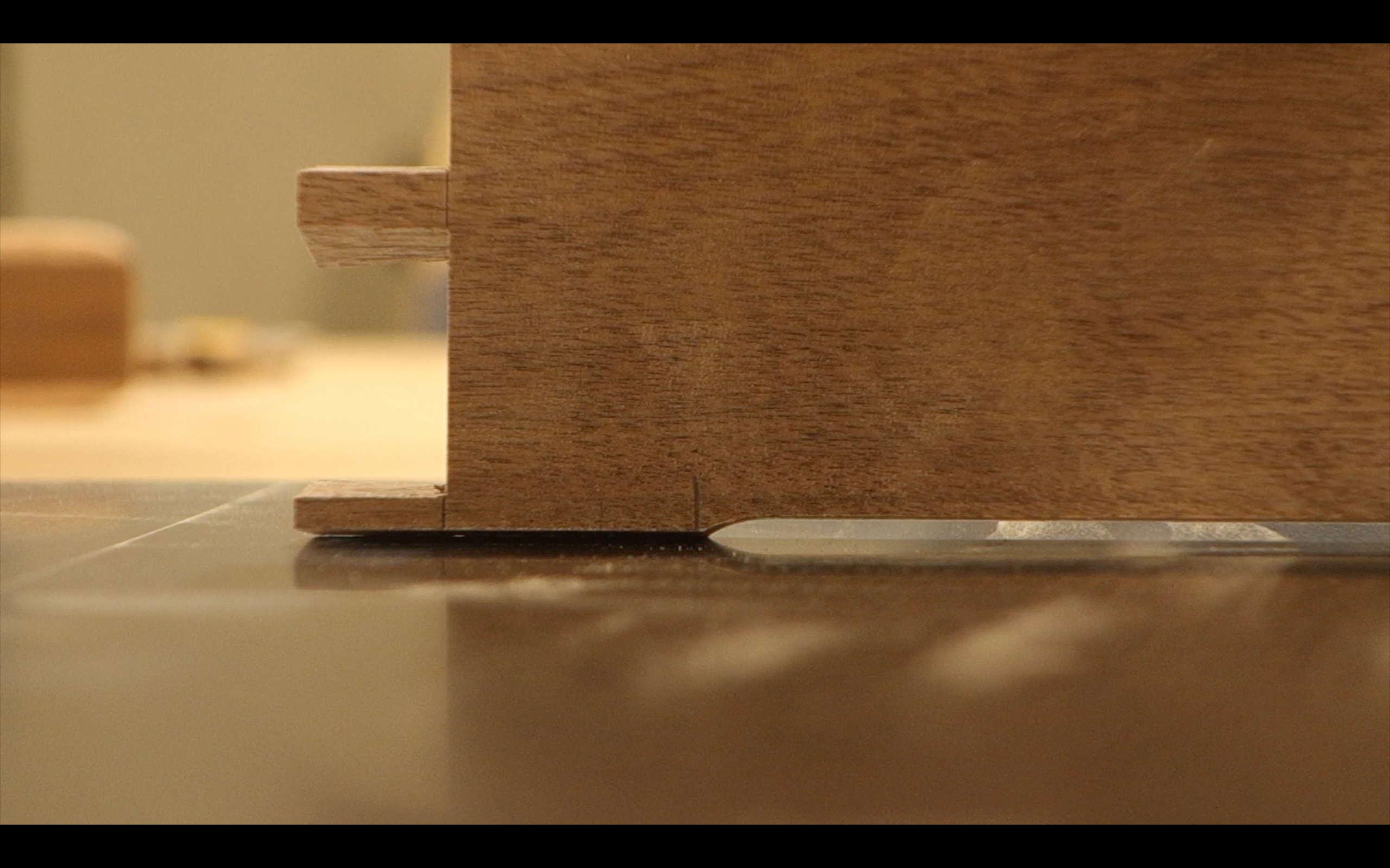 Picture of Cutting Grooves for Panels
