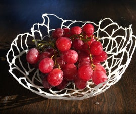 Make a fruit-bowl out of Instamorph