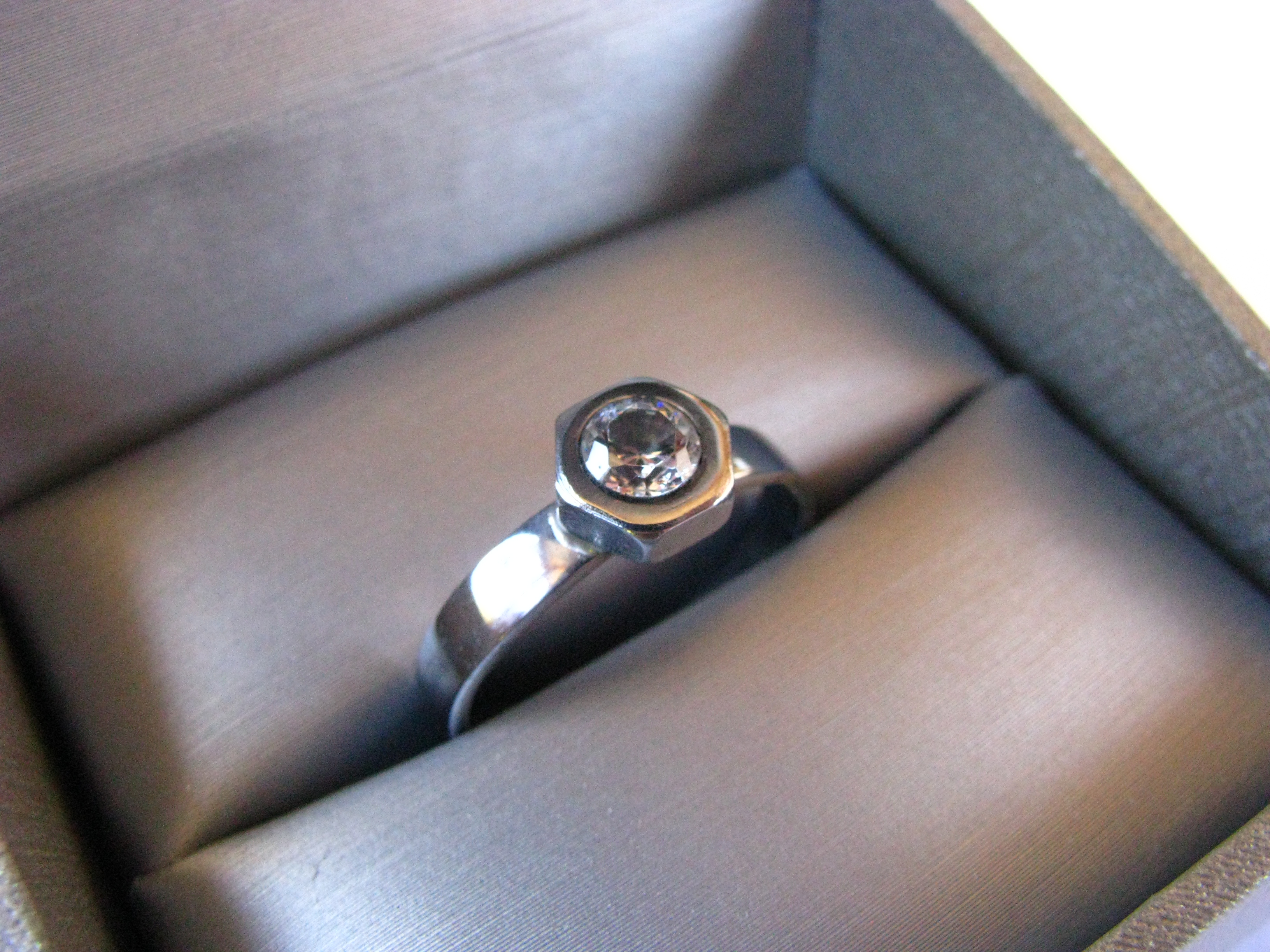 Picture of Hex Nut Ring
