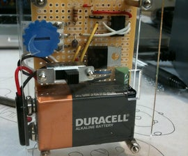 Simple Project Enclosure for Circuits