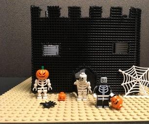 Halloween Castle (for Lego Figures)