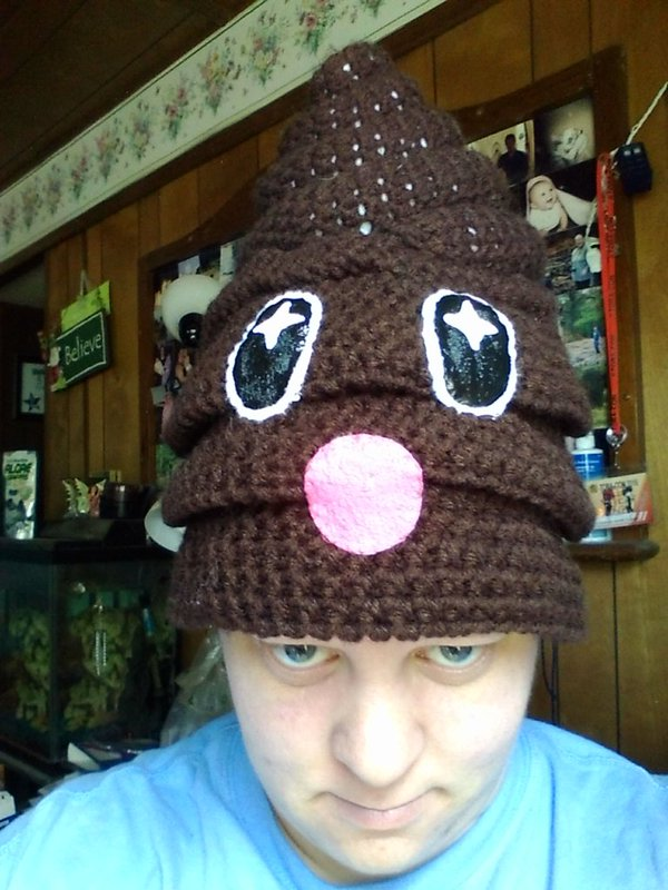Picture of #Poop HAT