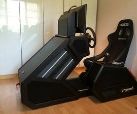 R-Pod MkII DIY Racing Sim Rig