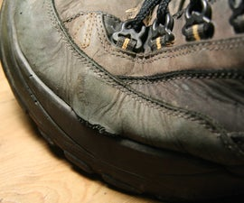 How to Repair Hiking Boots