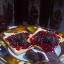 Organic Blackberry Jam