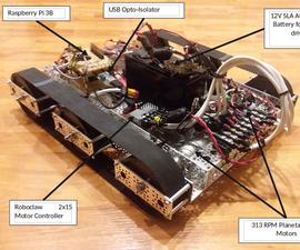 Wallace the Autonomous Talking Robot Valet