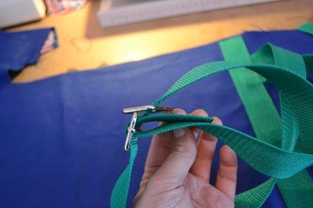 Preparing the Back Straps