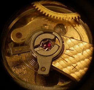 Double Lens Reverse Macro for an SLR.