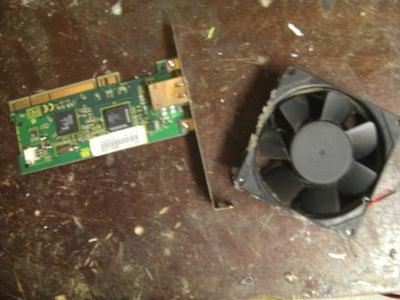 DIY Pc Cooling Fan