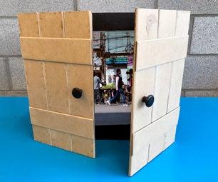 The Magic Window (Arduino + Hall Sensor)