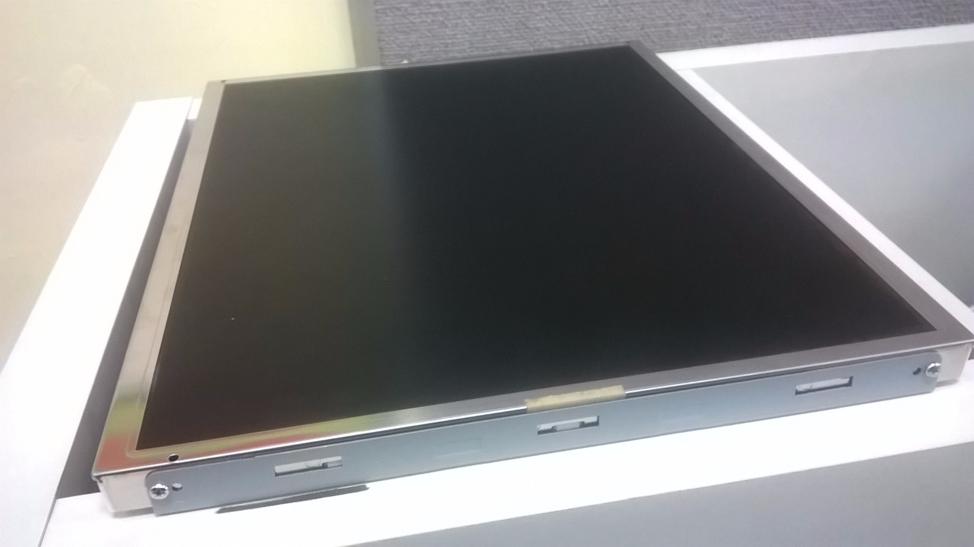 Picture of Mounting the Screen