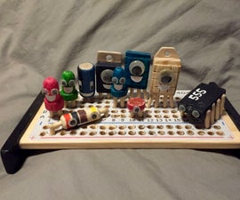 My First Protoboard Electronics Block Toy