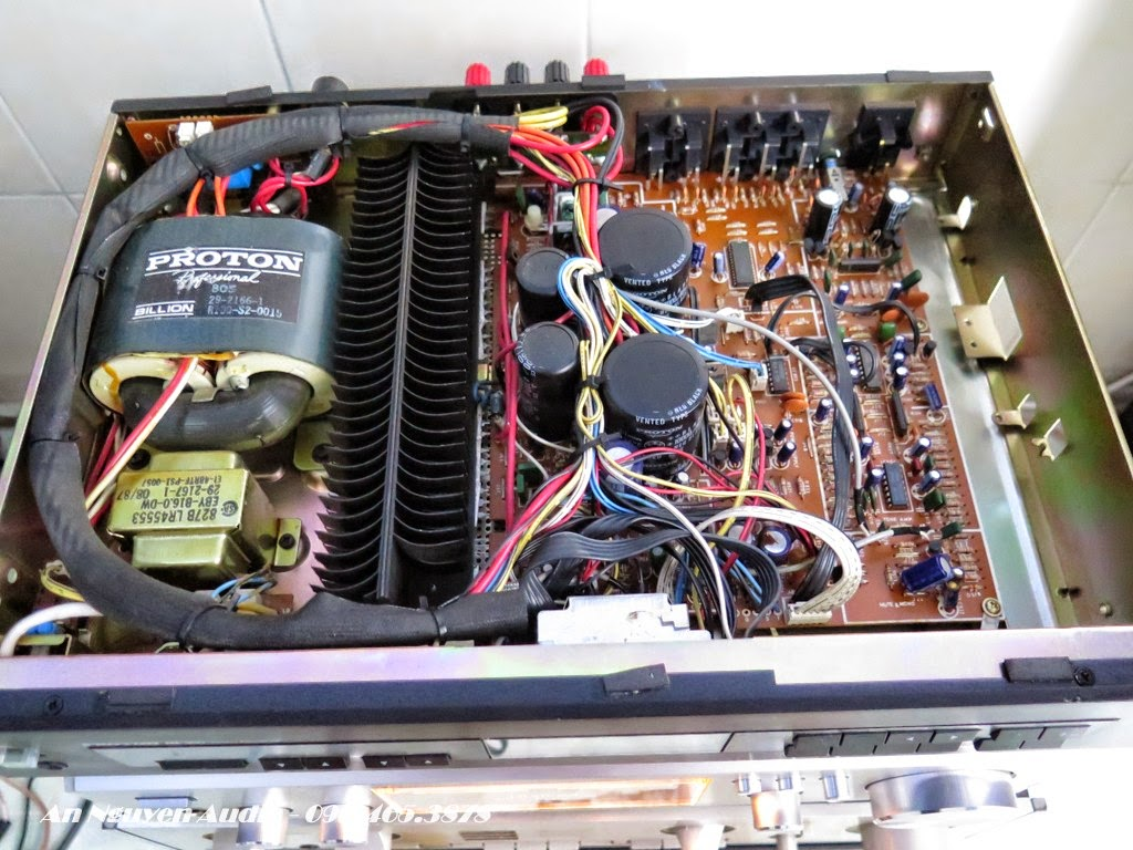 Picture of Split and Improve Your Amplifier Cheap and Easy